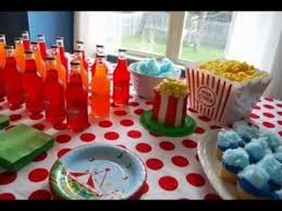 diy carnival theme party decorating