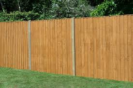 6ft X 6ft 1 83m X 1 85m Featheredge Fence Panel Forest Garden