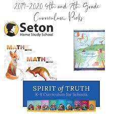 our home curriculum choices for