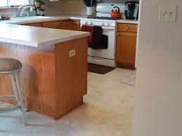 vinyl plank flooring with honey oak