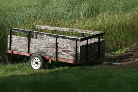 transfer a utility trailer in texas