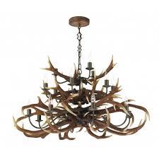 light tiered pendant rustic highland finish