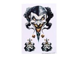 Universal Vinyl 3 Joker Pattern Self Adhesive Sticker For Auto Car Decal Newegg Com