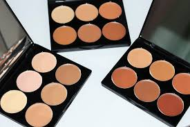 sleek makeup cream contour kit review