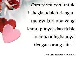 kalimat indah bj habibie yang menembus jantung hati tagar