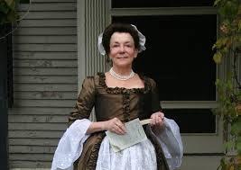 Meet Abigail Adams: Living History with Patricia Bridgeman ...