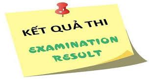 Kết quả thi thử THPT QG trực tuyến tháng 4 (lần thứ 4) năm học 2019-2020