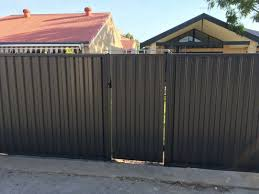 Colorbond Fencing 65 P 47 M Supply Install Fencing Gates