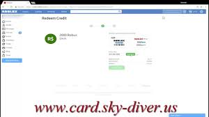 roblox redeem card pictures how to
