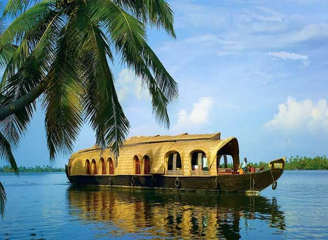 Image result for Kerala Backwaters""