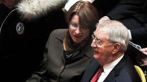 Amy Klobuchar: Walter Mondale says she's got a much better chance