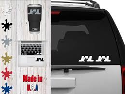 Jalisco Decal 4 Inches Wide X 1 1 2 Inches Tall Set Of 2car Etsy