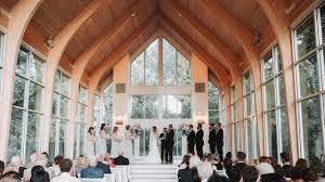 wedding at the gl chapel