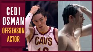 Cedi Osman, international actor: Turkish Cavs player's star turn in Head &  Shoulders commercials - YouTube