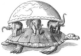 Why Is The World Always On The Back Of A Turtle Atlas Obscura