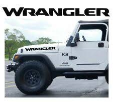 Jeep Car And Truck Decals And Stickers For Sale Ebay