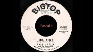 Bobbie Smith & the Dream Girls - Mr. Fine - YouTube