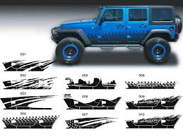 Product Jeep Decal Sticker Splash Side Rocker Door Graphics 07 17 Wrangler J Jeep Wrangler Accessories Decals Jeep Wrangler Stickers Jeep Wrangler Accessories
