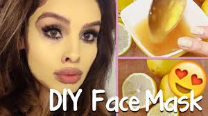 diy face mask for oily acne e skin