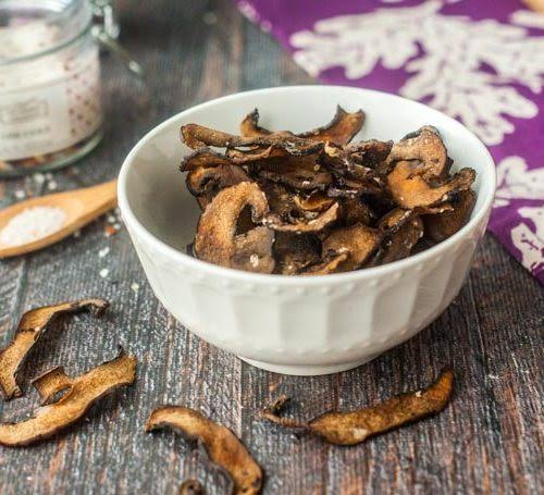 Image result for mushroom chips