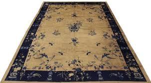 chinese peking rug chinoiserie style