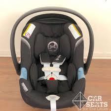 aton 5 car seat review cybex base