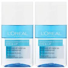 make up remover eye and lip 125ml