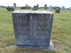 Ada Mitchell (1890-1890) - Find A Grave Memorial