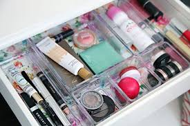 tips for beautifully organized drawers