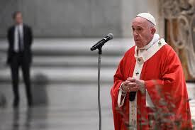 Triduo Pasquale: le celebrazioni in Vaticano con Papa Francesco