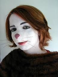 cat nose prosthetic makeup saubhaya