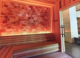 what to expect himan salt sauna