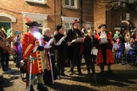 Carols In The Cornmarket 2019 – Wimborne Minster Town Council