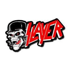 Slayer Sticker Decal Thrash Heavy Metal Band Music Cd Album Car Laptop Ebay