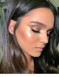 eye makeup ideas dark skin tone cat