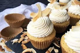 vegan vanilla coconut cupcakes recipe