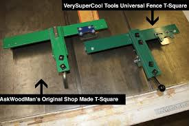 How To Make Your Own Biesemeyer Style Table Saw Fence System Verysupercool Tools Diy Table Saw Fence Table Saw Fence Diy Table Saw