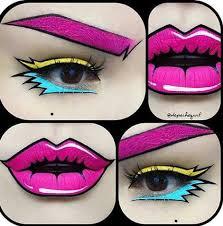 pop art makeup 2781662