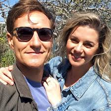 Home and Away's Jessica Grace Smith and Benedict Wall marry