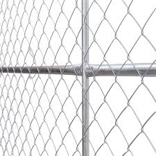 China 6 10 Hot Dipped Galvanized Temporary Chain Link Fencing China Wire Fence Panel