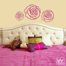 Floral Wall Decals Wallternatives