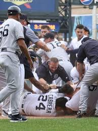 Tigers' Romine to brother: 'You need to calm down'