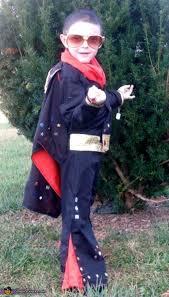 elvis presley costume for boys easy