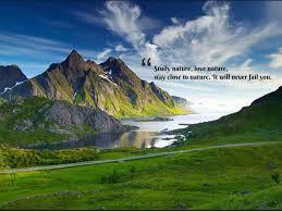quote dan caption alam dan lingkungan yang indah com