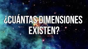 CUÁNTAS DIMENSIONES EXISTEN EN EL UNIVERSO? - YouTube