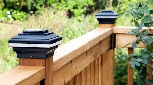 Deck Post Caps Fence Post Caps Decksdirect