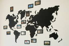 World Map Wooden World Map Wood World Map World Map Wall Decal Wor Promidesign Us