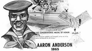 Aaron Anderson wins the Navy's Medal of Honor for his heroic ...
