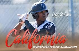 2018 California Medium Schools All-State Baseball Teams - MaxPreps