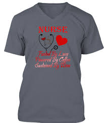 nurses fuel nurses week gift tee shirt
